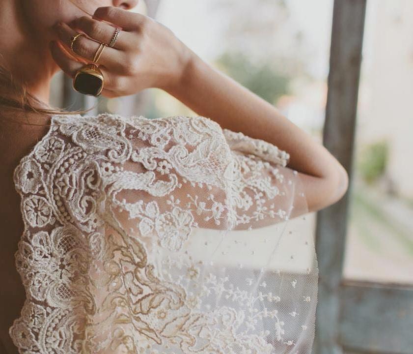 robe de mariee dentelle
