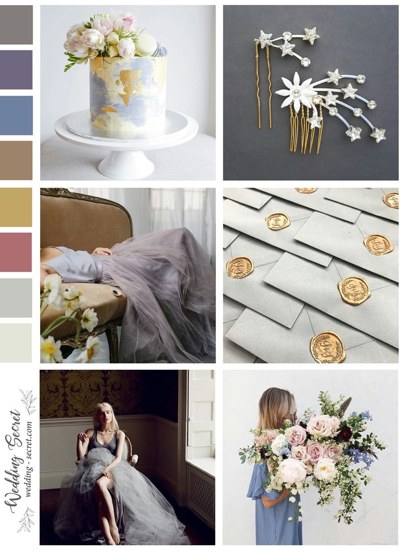 page ambiance mariage romantique