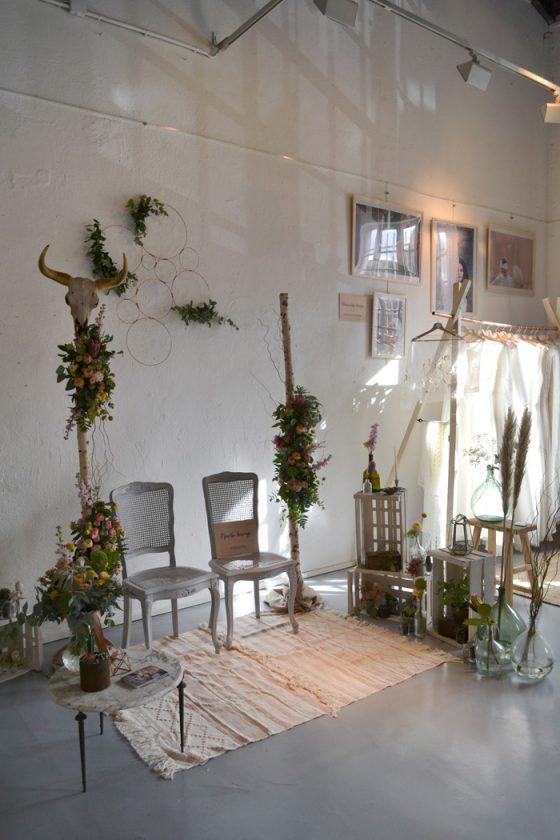 ambiance desert salon mariage lamour lamour la mode lyon