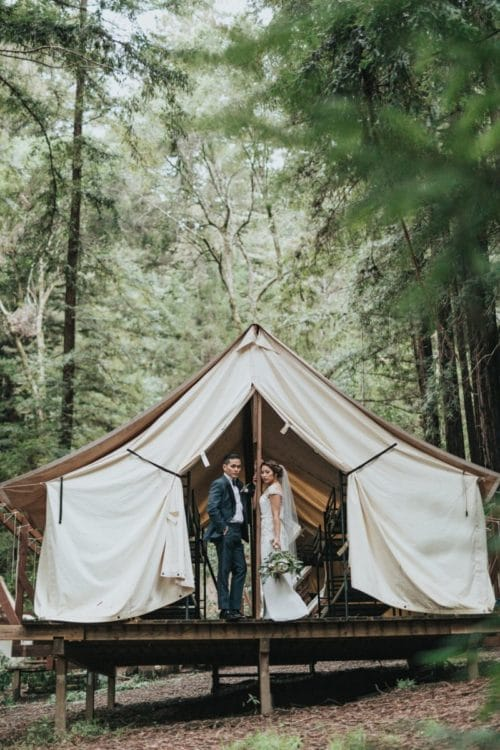 location de tipi mariage mariage ecologique