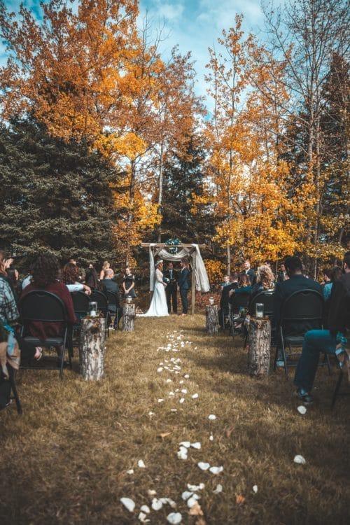 comment organiser un mariage ecologique