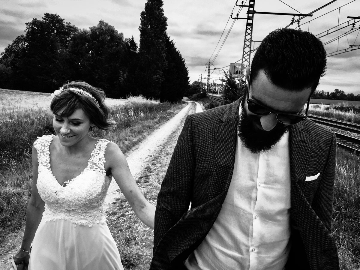 photo mariage alternatif