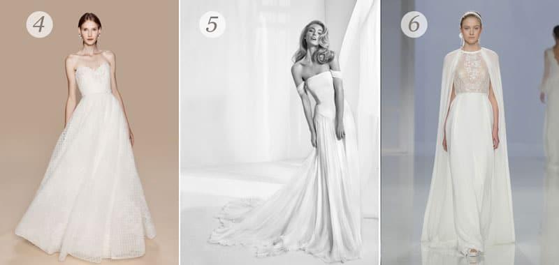 quelle robe de mariee choisir avec silhouette en 8
