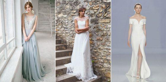 quelle robe de mariee pour poitrine généreuse