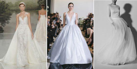 Robe de mariée pour morpho en V