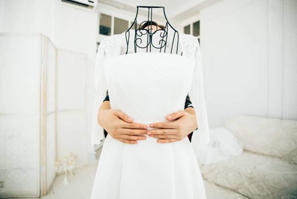 quelle robe de mariee choisir pour sa morphologie