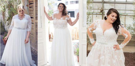 quelle robe de mariee choisir quand on est ronde