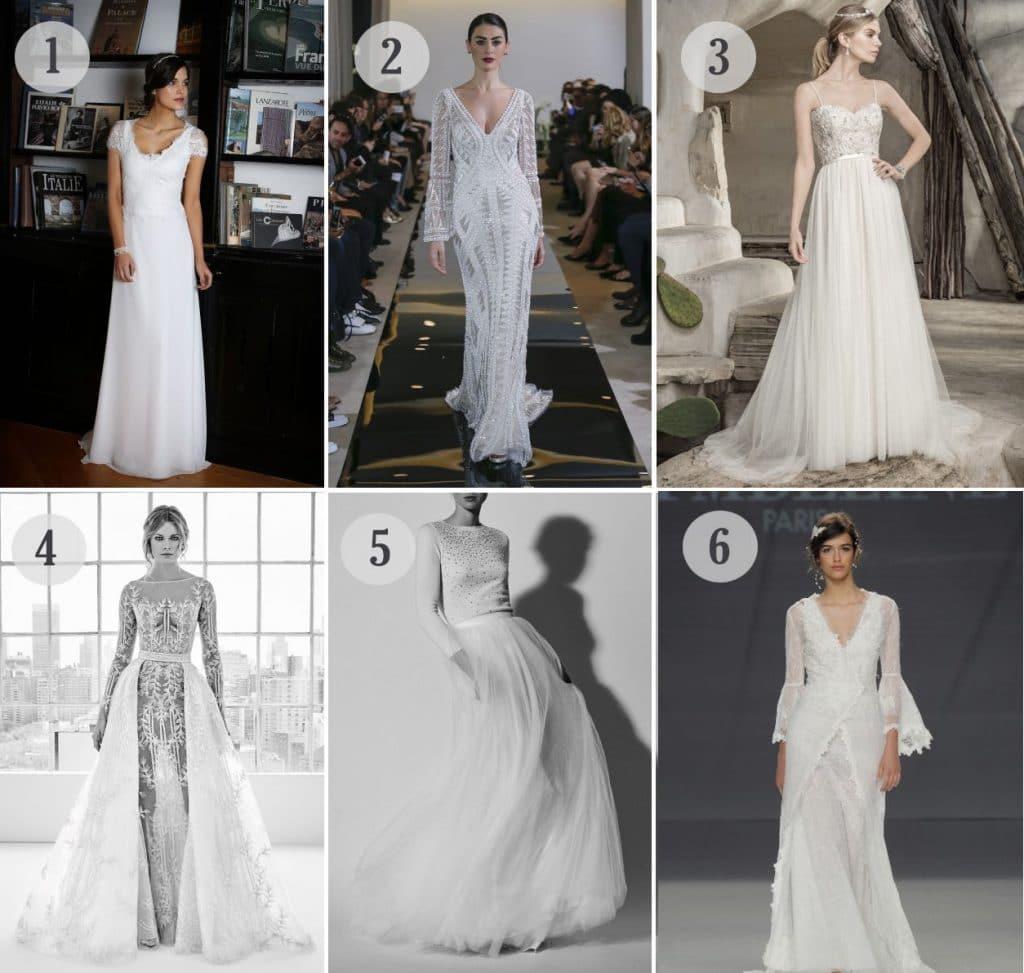 Quelle robe de mariée pour une morphologie en H    8f1e0781f64