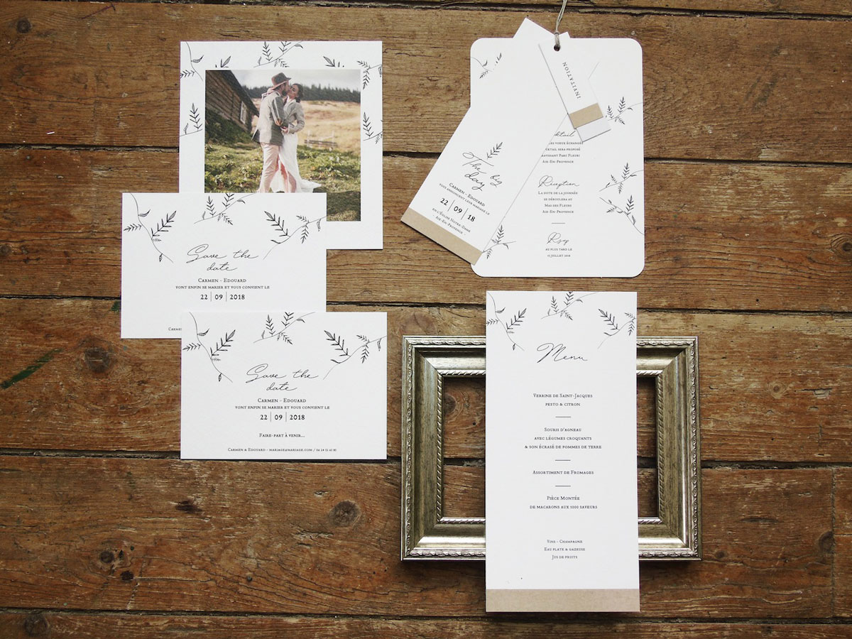 Invitation Et Faire Part Mariage Le Guide Wedding Secret