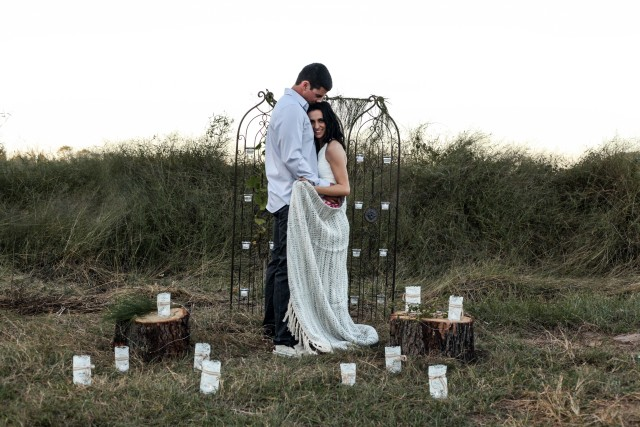 séamnce engagement couple de futurs mariés