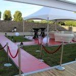 Chateau de Chailly reception exterieure