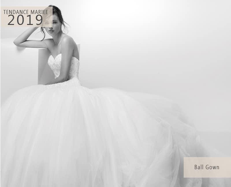 robe de mariée princesse 2019