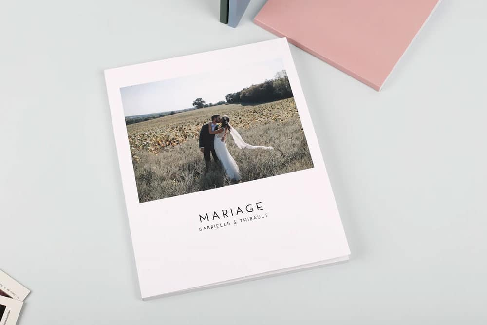 livre photos mariage