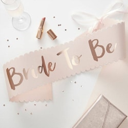 bandelor bride to be