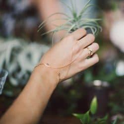 bracelet bague mariage