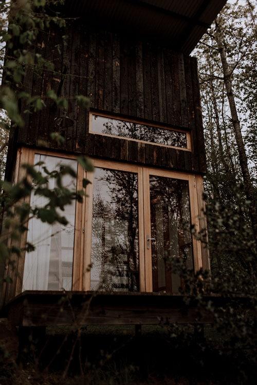 cabane en bois inspiration mariage 2019