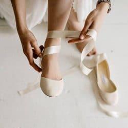 chaussure-ballerine-lacet-mariage