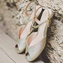 d chaussure ballerine mariage