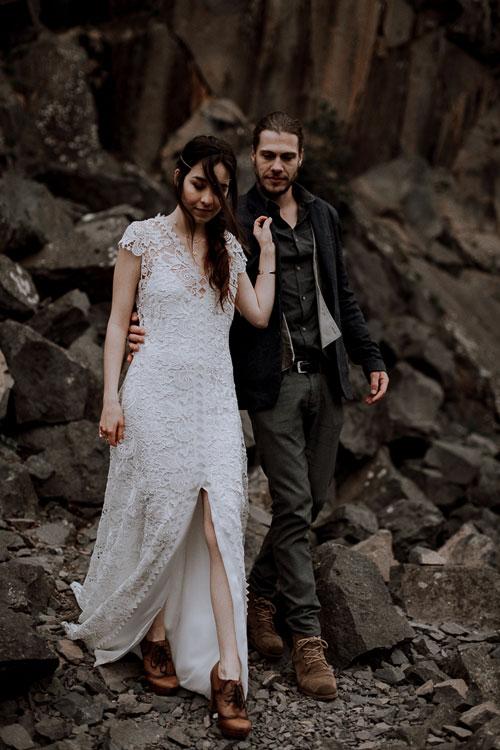 couple de maries modernes mariages 2019