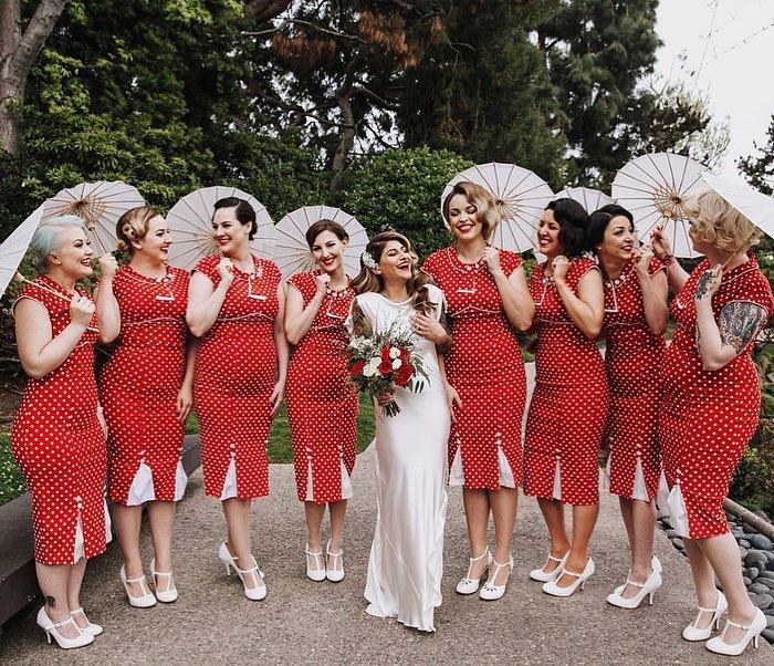 dress code mariage rouge asiatique