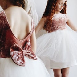 ensemble cortege robe tutu