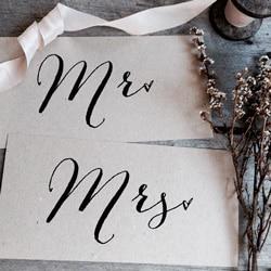 etiquette mrs mr mariage