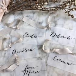 etiquette prenom mariage