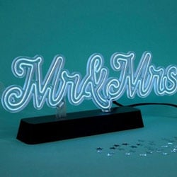 lampe neon mrs mr