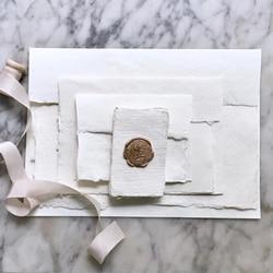 a papier antique mariage