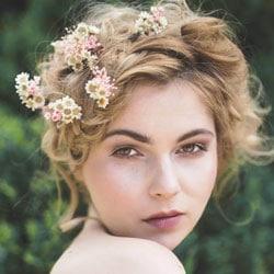 pinces fleurs mariage