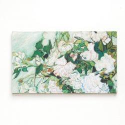 i sac pochette fleurie