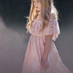 z robe boheme petite fille