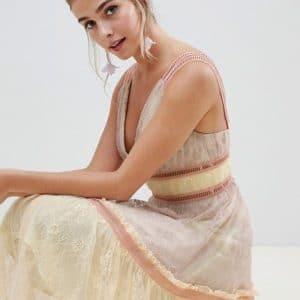 robe invitee de mariage champetre