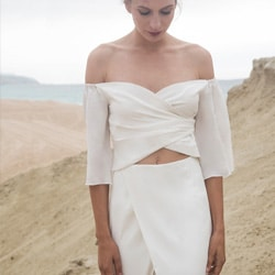 robe de mariee bardot style