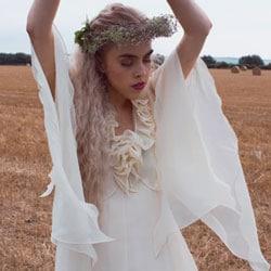 b robe de mariee boho