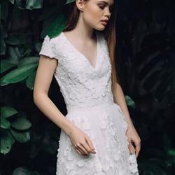 robe de mariee brodee