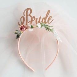 bride serre tete evjf