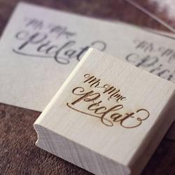 tampon encreur mariage