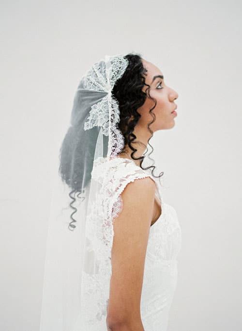 voile de mariage style juliette boheme