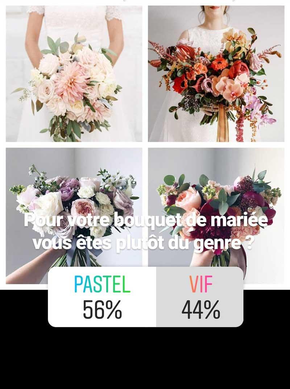 blog mariage sondages