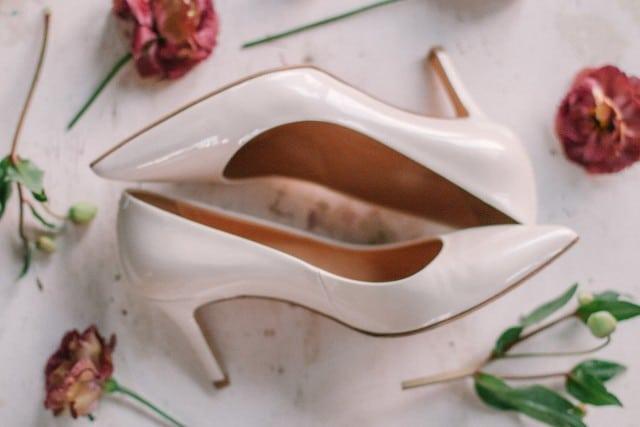 combien coute des chaussure de mariee