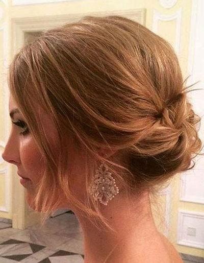 Bien Choisir Son Chignon De Mariee Conseils Idees Et Photos Wedding Secret