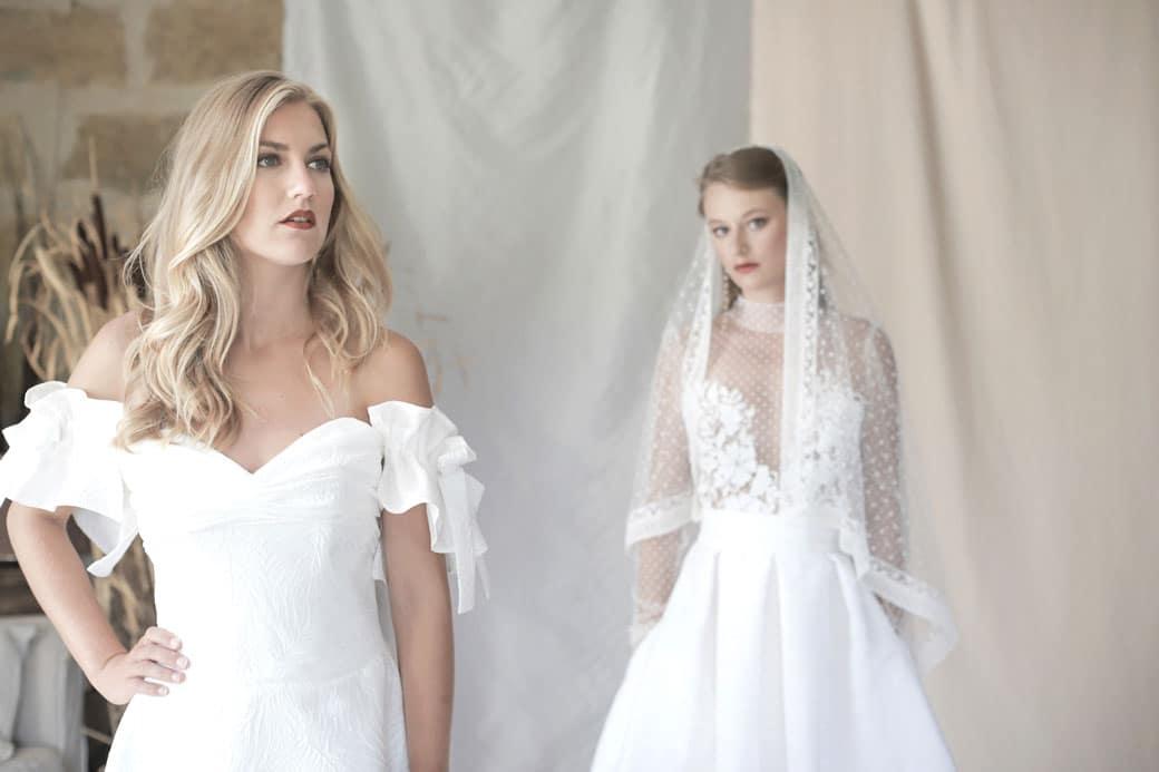 robe de mariee 2019 Manon Pascual