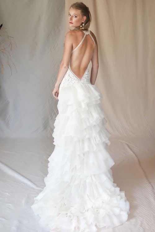 inspiration mariage 2019 manon pascual robe de mariee couture