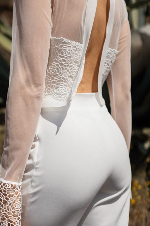 pantalon mariage 2019 elisa ness