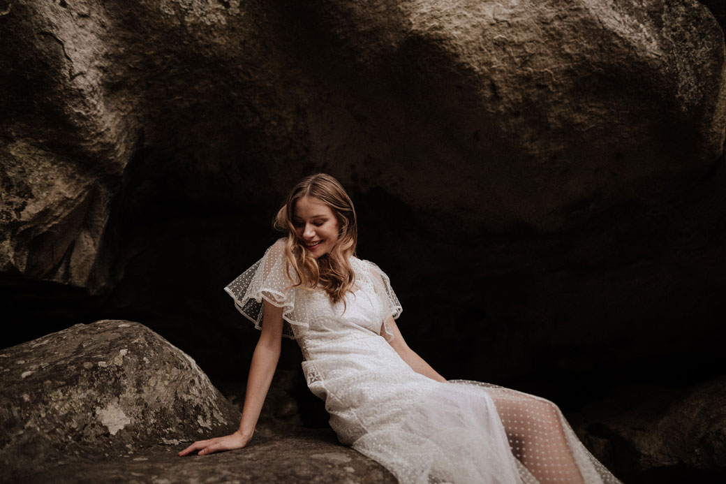 robe de mariee 2019 en dentelle elodie courtat