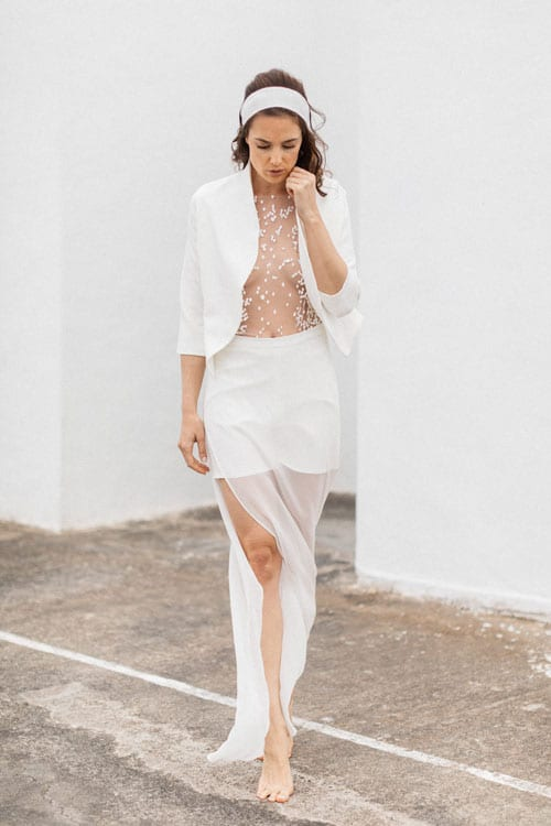 robe de mariee elisa ness 2019