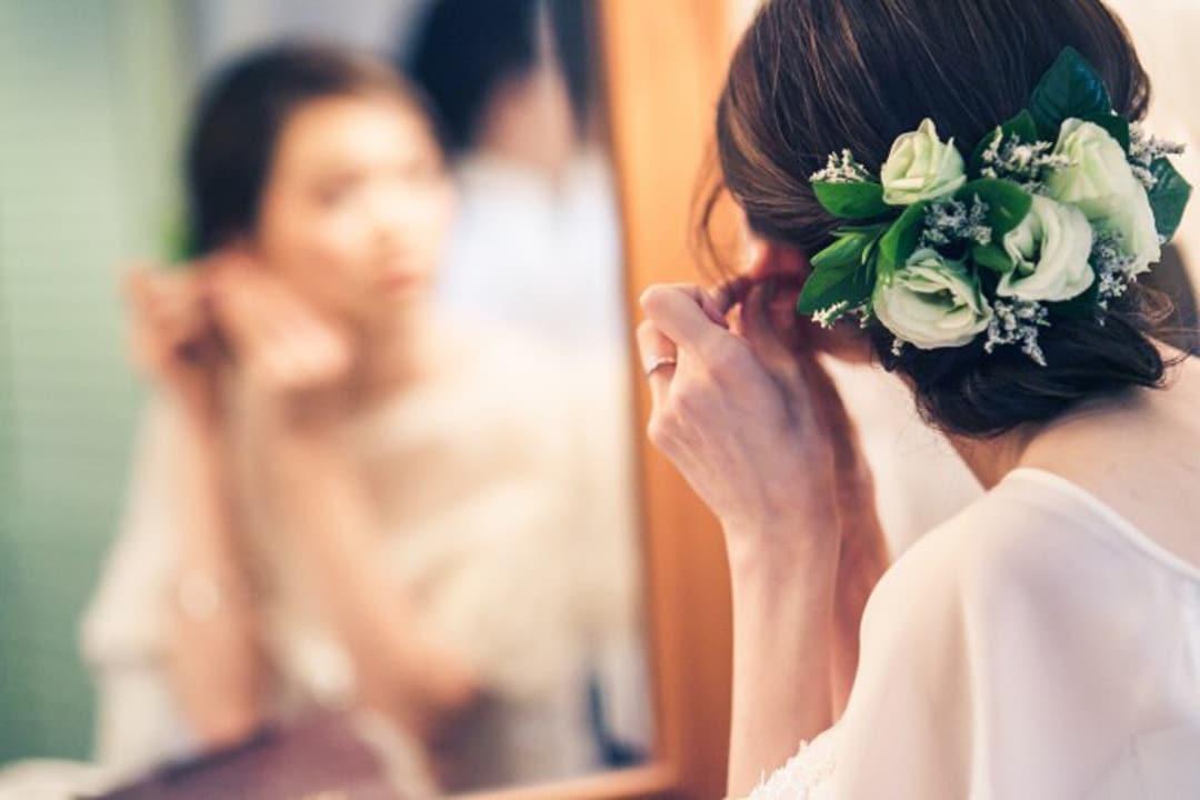 bien choisir son chignon de mariage