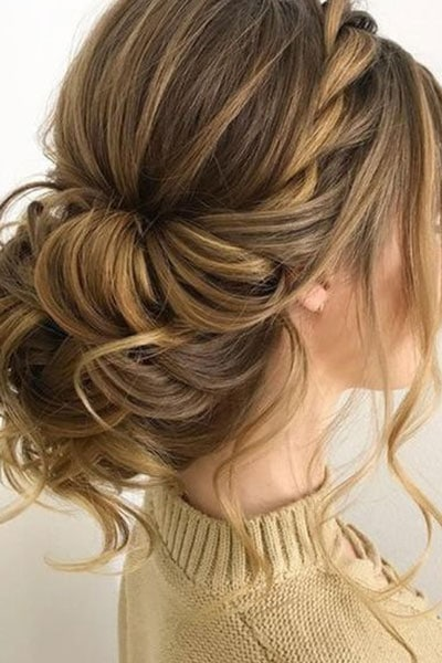 Bien Choisir Son Chignon De Mariee Conseils Idees Et Photos Wedding Secret