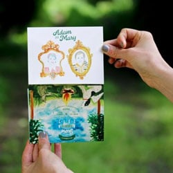 faire part mariage personalise